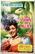 miniatura Un Cuerpo De Mujer Por Lupro cover carteles