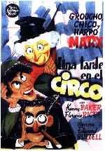 miniatura Una Tarde En El Circo V2 Por Alcor cover carteles