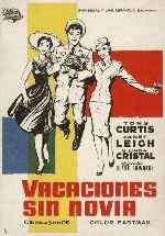 miniatura Vacaciones Sin Novia Por Peppito cover carteles