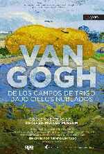 miniatura Van Gogh De Los Campos De Trigo Bajo Cielos Nublados Por Chechelin cover carteles
