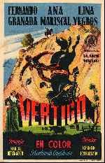 miniatura Vertigo 1950 Por Lupro cover carteles