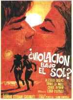 miniatura Violacion Bajo El Sol Por Alcor cover carteles