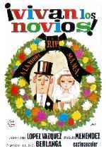 miniatura Vivan Los Novios Por Peppito cover carteles