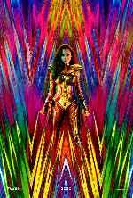 miniatura Wonder Woman 1984 Por Chechelin cover carteles