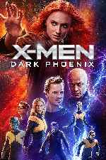 miniatura X Men Dark Phoenix V2 Por Mrandrewpalace cover carteles