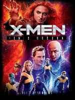 miniatura X Men Fenix Oscura V5 Por Chechelin cover carteles