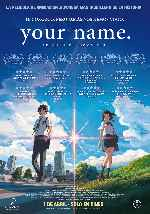 miniatura Your Name Por Chechelin cover carteles