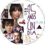 miniatura 15 Anos Y Un Dia Custom Por Corsariogris cover cd