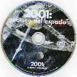 miniatura 2001 Odisea Del Espacio Region 4 Por Hersal cover cd