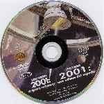 miniatura 2001 Una Odisea Del Espacio Por Dyaksic cover cd