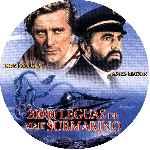 miniatura 20 000 Leguas De Viaje Submarino 1954 Custom Por Javigon cover cd