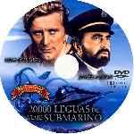 miniatura 20 000 Leguas De Viaje Submarino 1954 Custom V3 Por Jmandrada cover cd