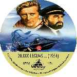 miniatura 20 000 Leguas De Viaje Submarino 1954 Custom V5 Por Putho cover cd