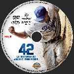 miniatura 42 La Historia De Jackie Robinson Custom Por Kal Noc cover cd