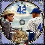 miniatura 42 La Verdadera Historia De Una Leyenda Americana Custom V3 Por Vistahermosa2270 cover cd