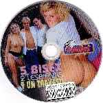 miniatura 5 Bisex 2 Lesbianas Y Un Travesti Xxx Por Nampazampa cover cd