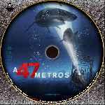miniatura A 47 Metros Custom Por Jsesma cover cd