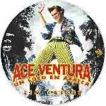 miniatura Ace Ventura Un Loco En Africa Custom Por Mrandrewpalace cover cd