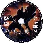 miniatura Alien El 8 Pasajero Custom V2 Por Zeromoi cover cd