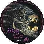 miniatura Alien El Octavo Pasajero Custom V2 Por Husci cover cd