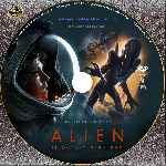 miniatura Alien El Octavo Pasajero Custom V5 Por Camarlengo666 cover cd