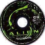 miniatura Alien El Octavo Pasajero Region 4 Por Lonkomacul cover cd