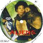 miniatura Aliens El Regreso Custom V2 Por Jrc cover cd
