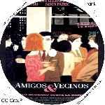 miniatura Amigos & Vecinos Custom Por Franki cover cd