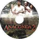 miniatura Anaconda 2 En Busca De La Orquidea Sangrienta Custom Por Celsojcassis cover cd