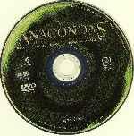 miniatura Anaconda 2 En Busca De La Orquidea Sangrienta Region 4 Por Women Panter cover cd