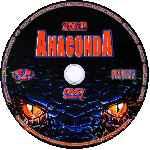 miniatura Anaconda Custom Por Zeromoi cover cd