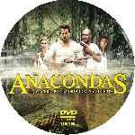 miniatura Anacondas La Caceria Por La Orquidea Sangrienta Custom Por Eltamba cover cd