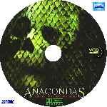 miniatura Anacondas La Caceria Por La Orquidea Sangrienta Custom V2 Por Marlic cover cd