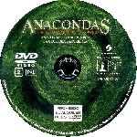 miniatura Anacondas La Caceria Por La Orquidea Sangrienta Por Eltamba cover cd