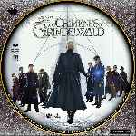 miniatura Animales Fantasticos Los Crimenes De Grindelwald Custom V2 Por Jsesma cover cd