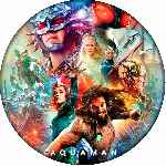 miniatura Aquaman 2018 Custom V2 Por Alfix0 cover cd