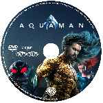 miniatura Aquaman 2018 Custom V4 Por Kal Noc cover cd