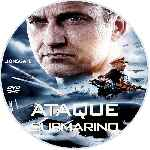 miniatura Ataque Submarino Custom Por Mrandrewpalace cover cd