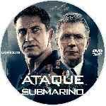 miniatura Ataque Submarino Custom V2 Por Mrandrewpalace cover cd