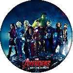 miniatura Avengers Era De Ultron Custom Por Alfix0 cover cd