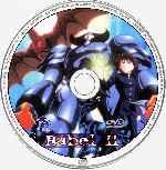 miniatura Babel Ii Por Tiroloco cover cd