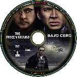 miniatura Bajo Cero 2013 Custom Por Victortecnis1 cover cd