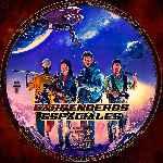 miniatura Barrenderos Espaciales Custom Por Ferozbbb cover cd