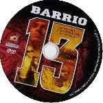 miniatura Barrio 13 Region 1 4 Por Miravilis cover cd