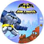 miniatura Batman Sin Limite Mecas Vs Mutantes Custom Por Mrandrewpalace cover cd