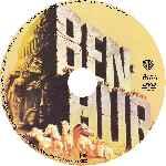 miniatura Ben Hur 1959 Custom Por Sergivela cover cd