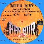 miniatura Ben Hur 1959 Custom V4 Por Menta cover cd