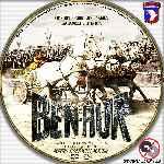 miniatura Ben Hur 1959 Custom V7 Por Gabri2254 cover cd