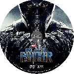 miniatura Black Panther 2018 Custom V2 Por Darioarg cover cd