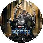 miniatura Black Panther 2018 Custom V4 Por Darioarg cover cd